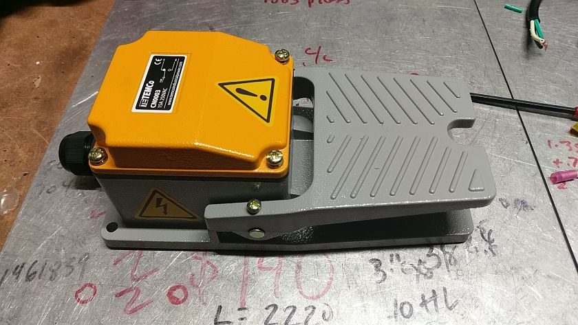TEMCo Industrial Foot Switch