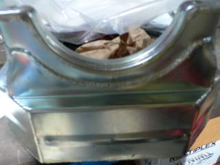 Armando Racing Tiger Oil Pan Front