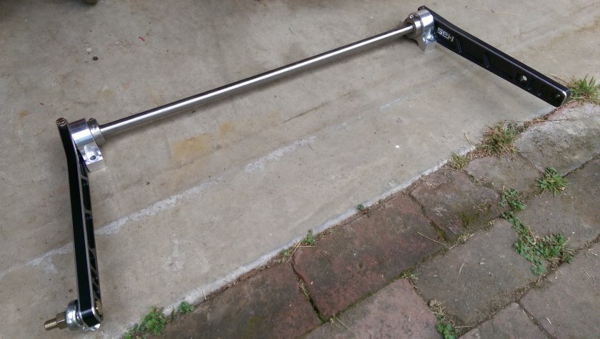 Tiger Torsion Bar