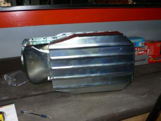 Armando Racing Tiger Oil Pan Bottom