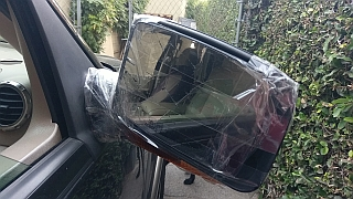 Expedition Side Mirror Replacement