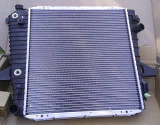 Ford Explorer Radiator Replacement