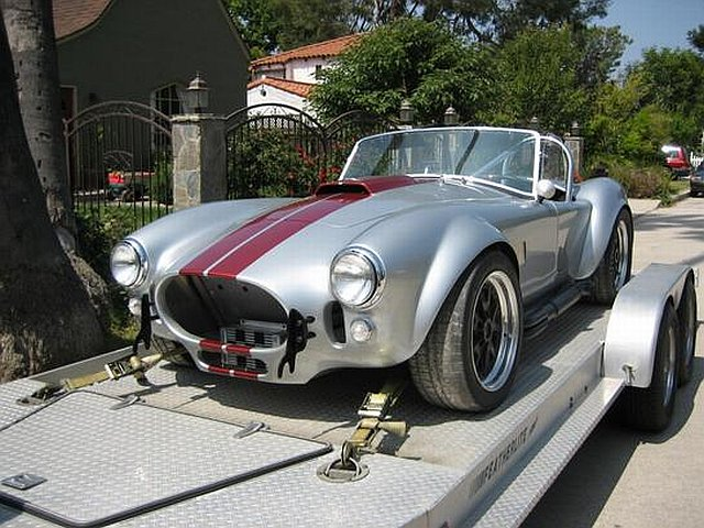 VSE Cobra Back from Paint Front