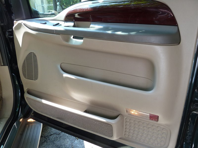Super Duty Door Panel
