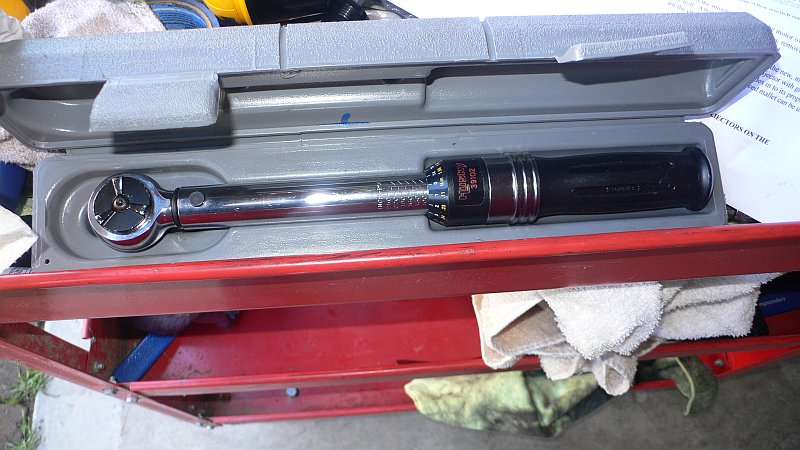 Powerstroke Injector Cup - Torque Wrench