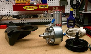 PSC Power steering kit