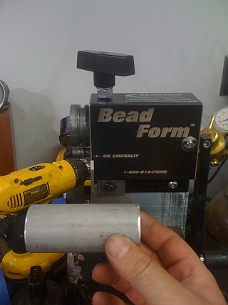 Bead Form Bead Roller