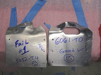 Mustang shifter plates good and bad