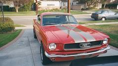 1965 Fastback Before