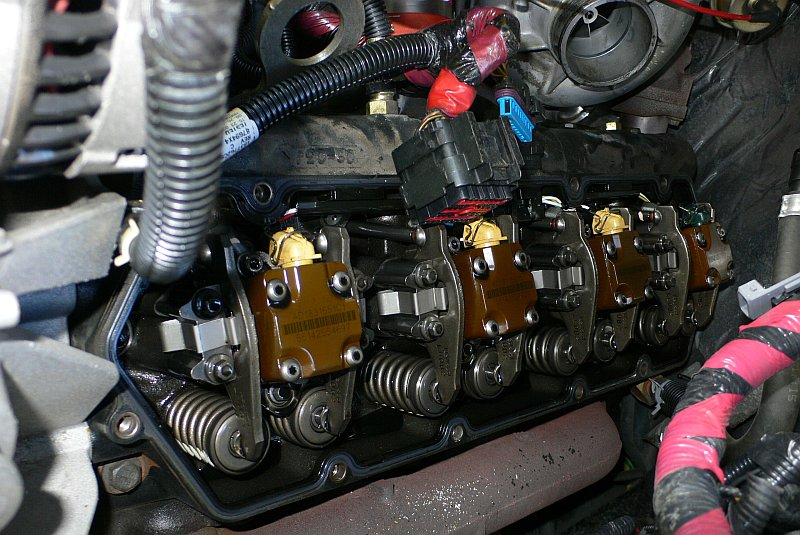 Power Stroke Injector Cup Replacement